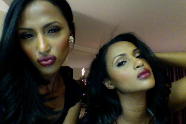Twinship Rocking Plum Lipstick