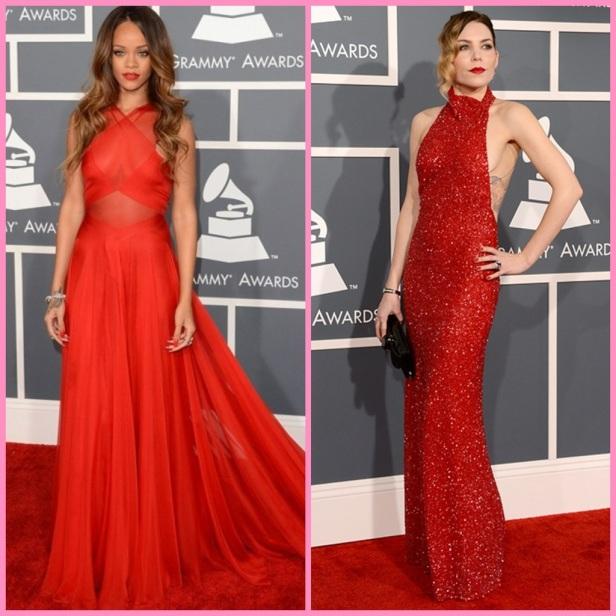 Rihanna and Skyler Gray