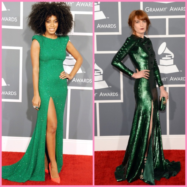 Solange and Florence Welch