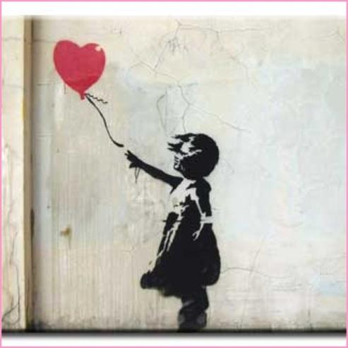 The Original Balloon Girl