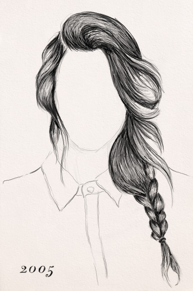 ... Braids Hairstyles Tumblr Drawings Easy. on hairstyles easy to draw