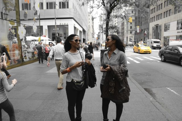 The Twinship Travel Diaries: New York City
