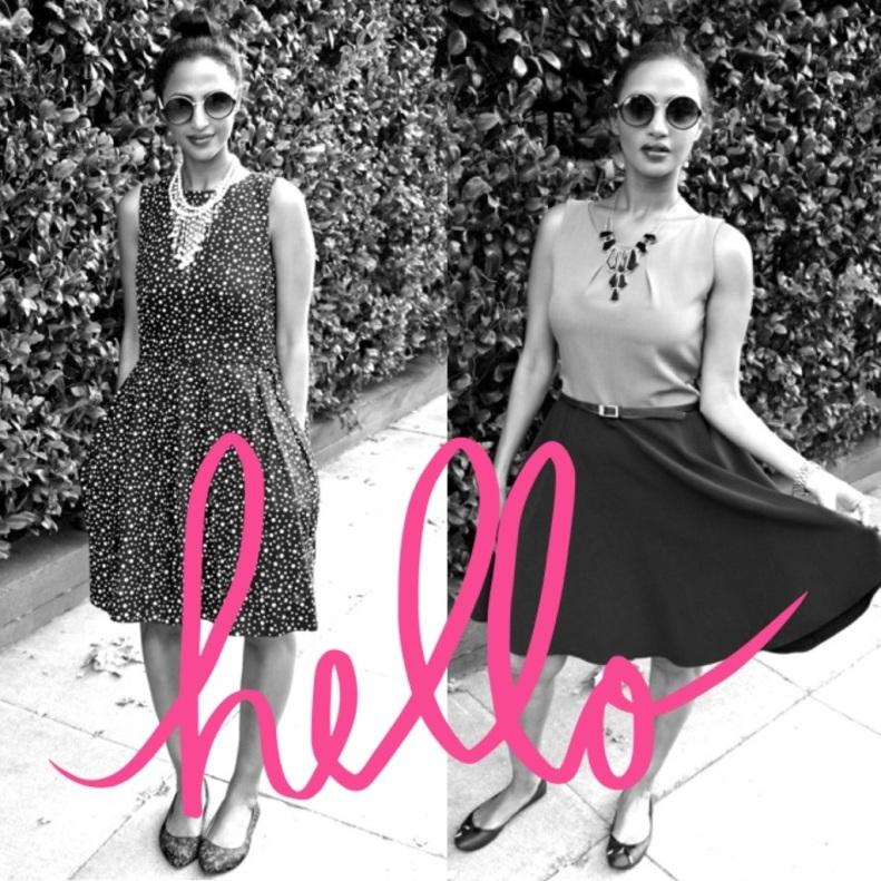 Feven (L), Helena (R)...hello!