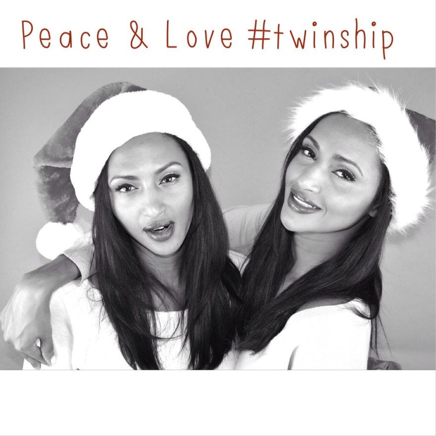 Peace & Love #twinship