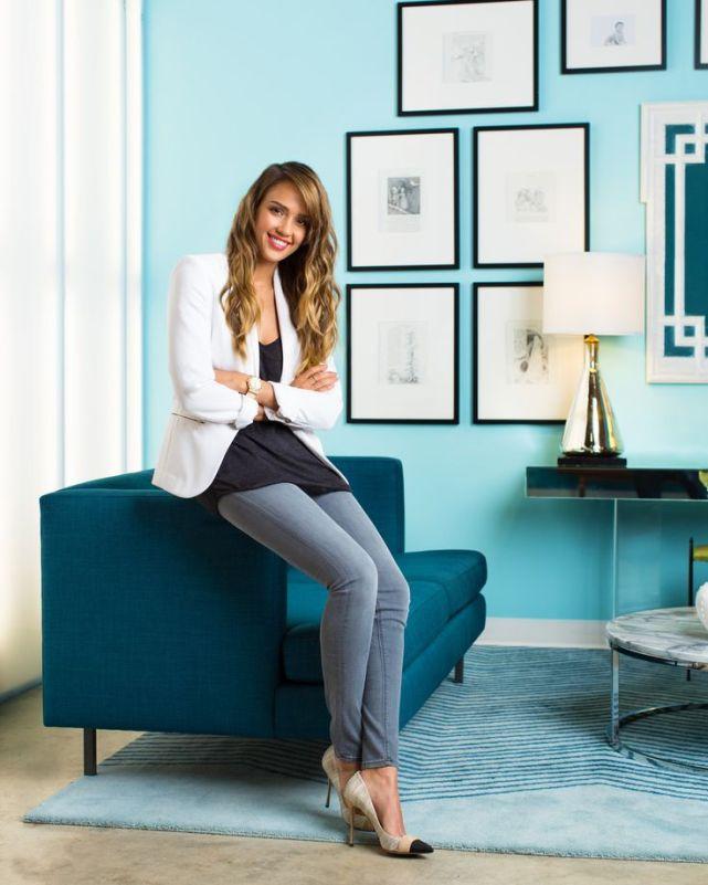 Jessica Alba | Honest Office