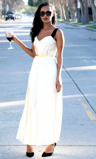 Saved as: White Dress, Red Wine