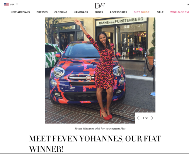 dvf blog